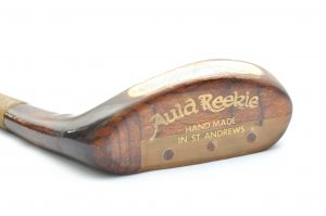 A St Andrews Wooden Putter