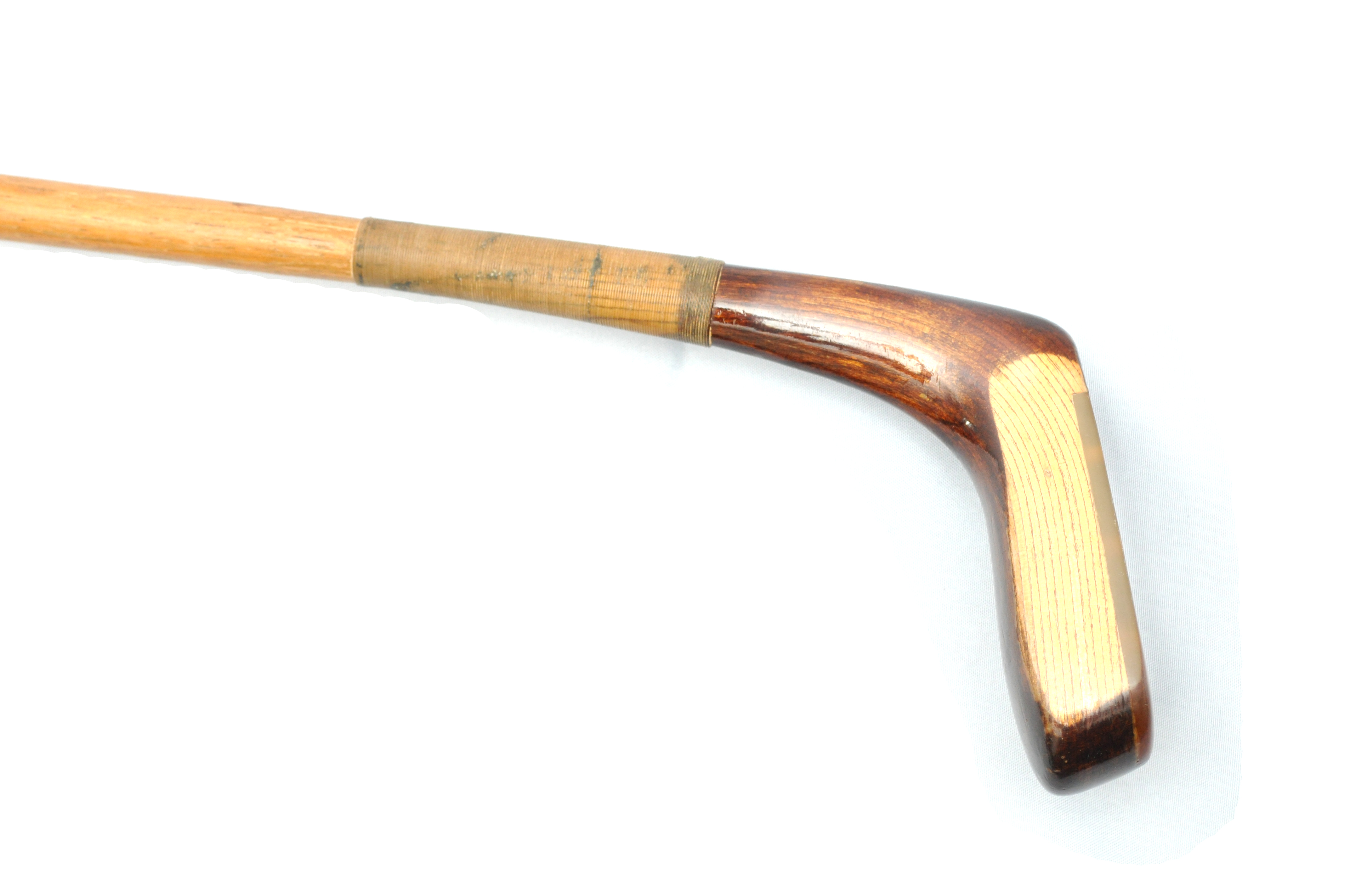 St Andrews Wooden Putter 163 385 00 467 Hickory Golf Supplies
