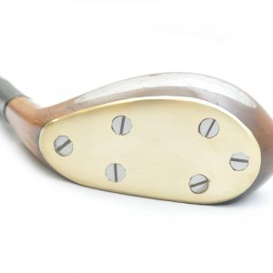 A H.G.S Refurb Wooden Putter