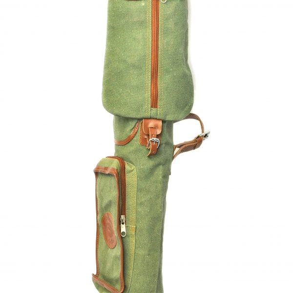St Andrews Green Pencil Bag