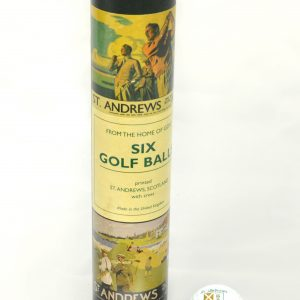 St Andrews Golf Balls X6