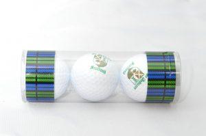 St Andrews Golf Balls in Acetate Tube