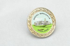 Club House Rare Ball Marker - 1991